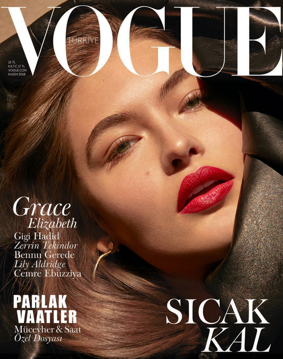 Vogue Turkey / November 2018