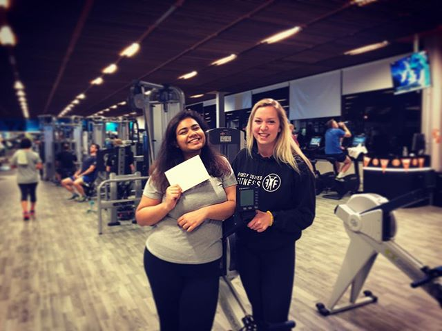 Not Another Goodbye 😢👋 This time to Charlie's client Mimansha!  Mimansha is leaving for a new job in Australia! (Can you not take us all with you?) It has been an absolute pleasure helping you along in your fitness journey over the past year. We wish you the best of luck in your new job and new adventure. Keep in touch!  Good Luck Mimansha 🍀