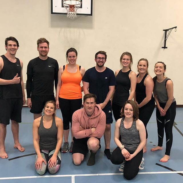 Look who came back to visit!  @mholwill took a break from his busy schedule down south to come see how we are getting on! And obviously had to join in with a few cartwheels too 🤸♂️🤸♂️🤸♂️