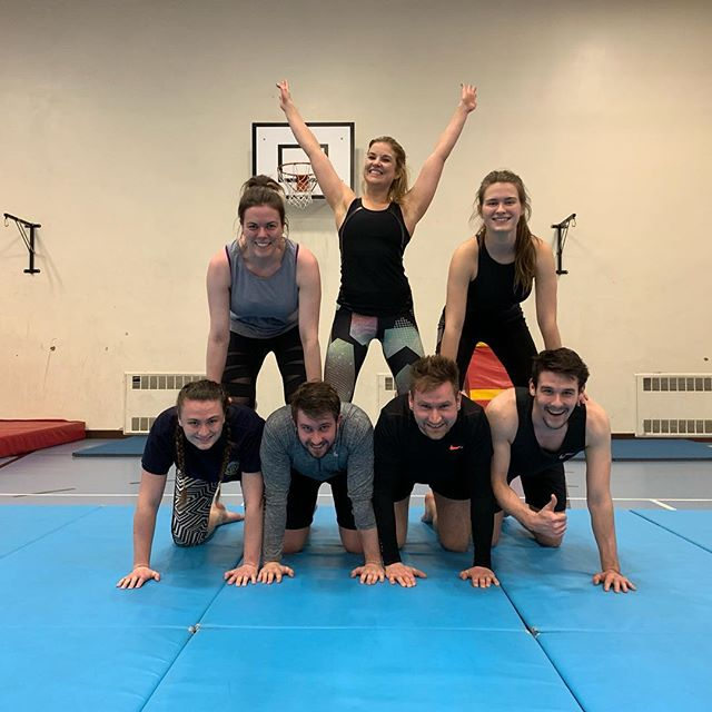 So it was our final week at gymnastics on Wednesday 😢  A massive well done to everyone who did the gymnastics course this time round. You were an absolute pleasure to teach and it has been great to see every one of you improve within the 10 weeks.  Thanks again and well done 🤸‍♀️🤸‍♀️🤸‍♀️