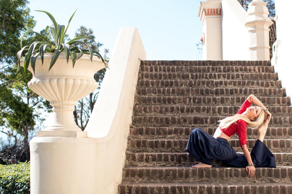 Radhika Yoga Flexibility
