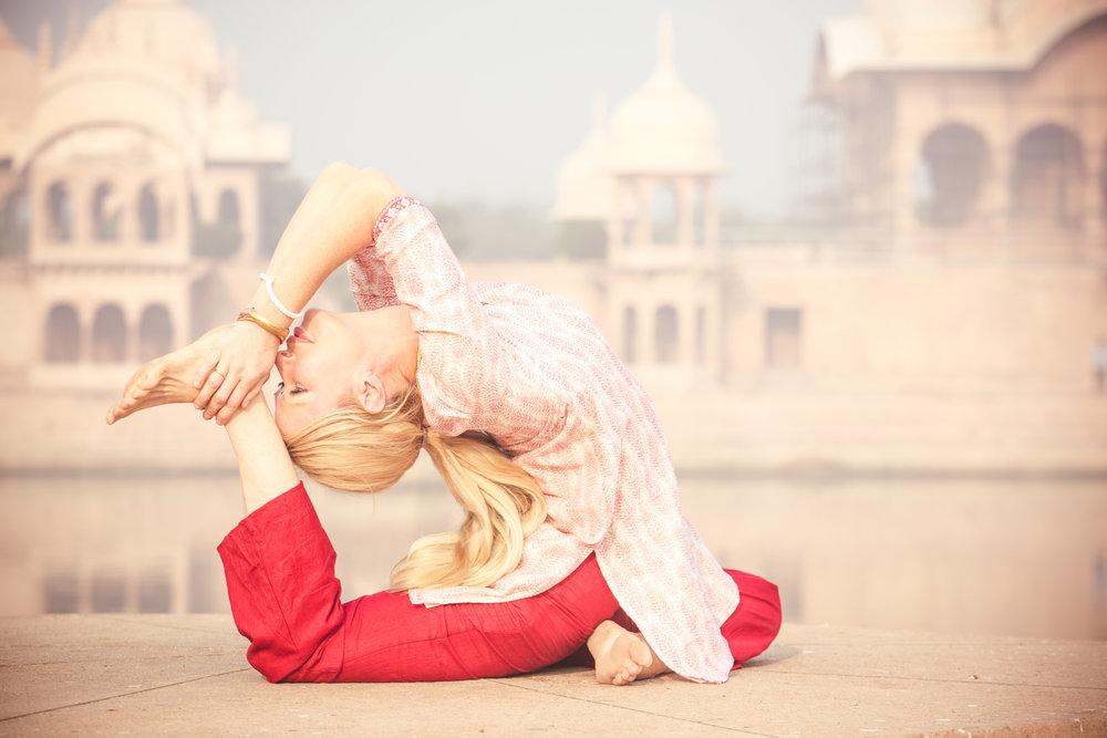 Kalpana Radhika Yoga Teachers Training