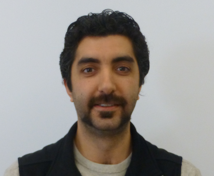 Masih Rahmati, M.A. - Doctoral Student[enter blurb here]