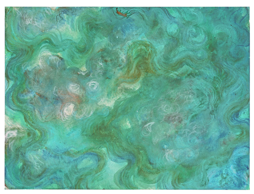 Going with the Flow by Toby Bridge (Mixed media) £25.jpg