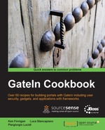 GateIn Cookbook cover
