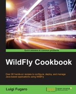WildFly Cookbook cover