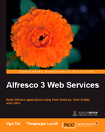 Alfresco 3 Web Services book cover