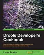Drools Cookbook Cover