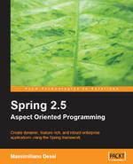 Spring 2.5 Aspect-Oriented Programming Book