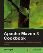 Apache Maven 3 Cookbook Cover