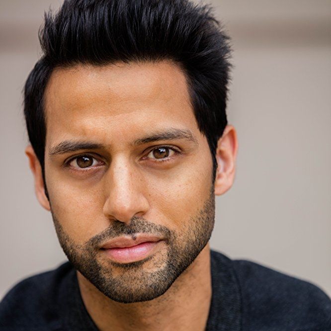 Aly Mawji    as Saahil