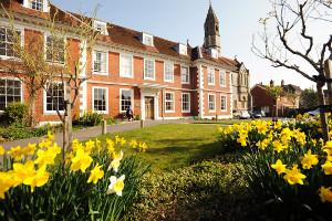 Salisbury CoDA Mixed Retreat29-31 March 2019 - Sarum College in the Salisbury Cathedral Close