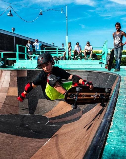 Skateboy -
