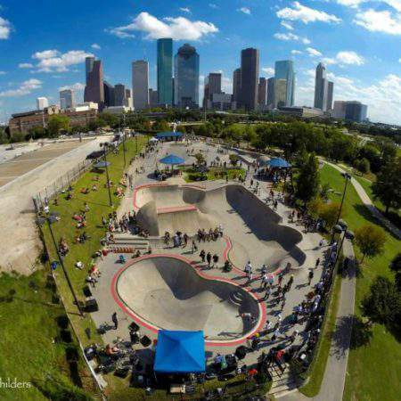 Dallas Skatepark Vision Houston Skatepar