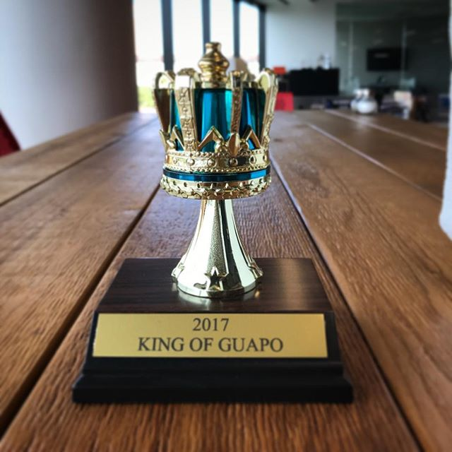 King of Guapo Trophy