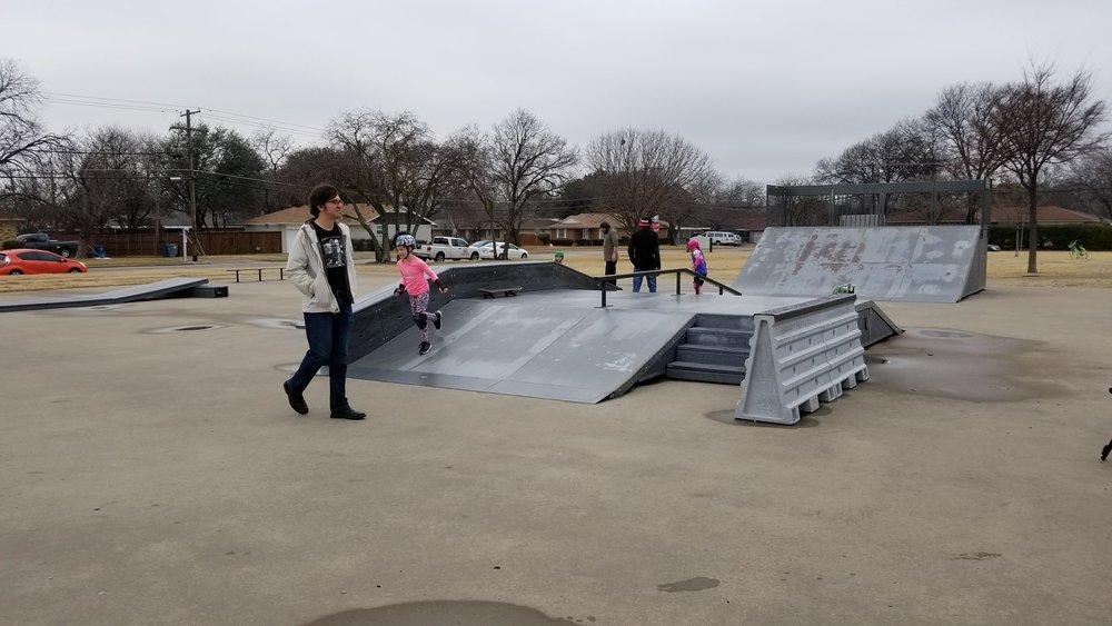 St Francis skate park