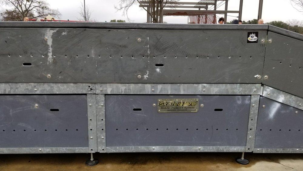 Skatewave Modular Skate Ramp
