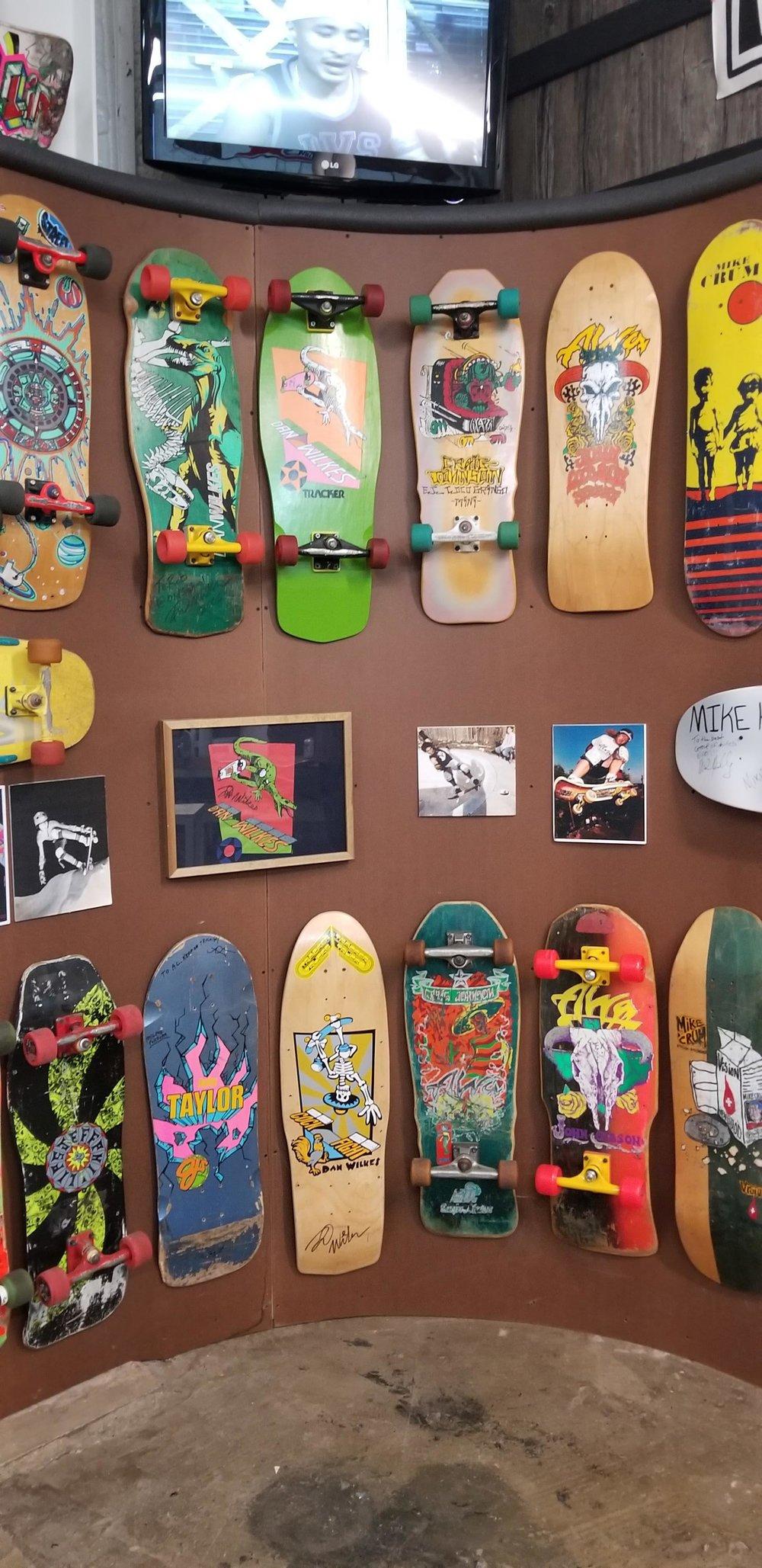 Texas Skateboard Museum