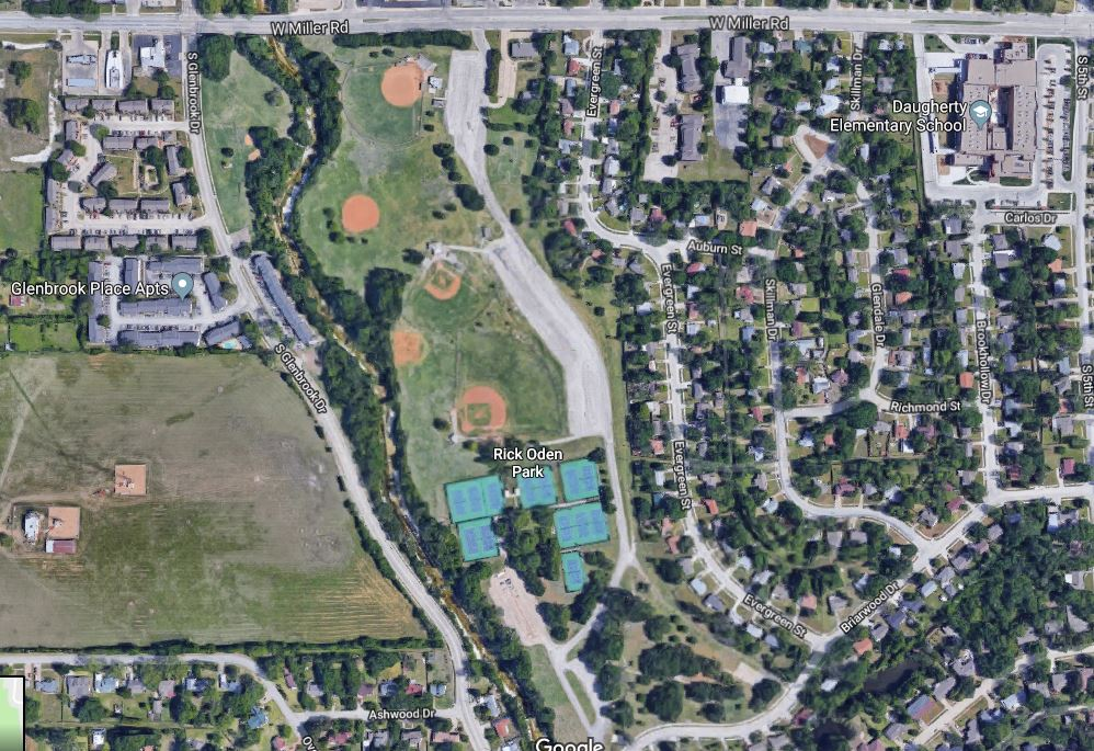 Rick Oden Park is the site of the future Garland Skatepark, thanks to District 5 Council Member Rick Aubin