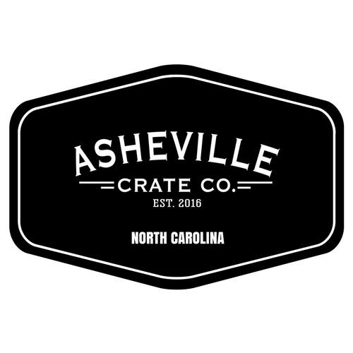 Vintage - This one is for stickers and t-shirts, even though Maranda says EVERYone knows where Asheville is.