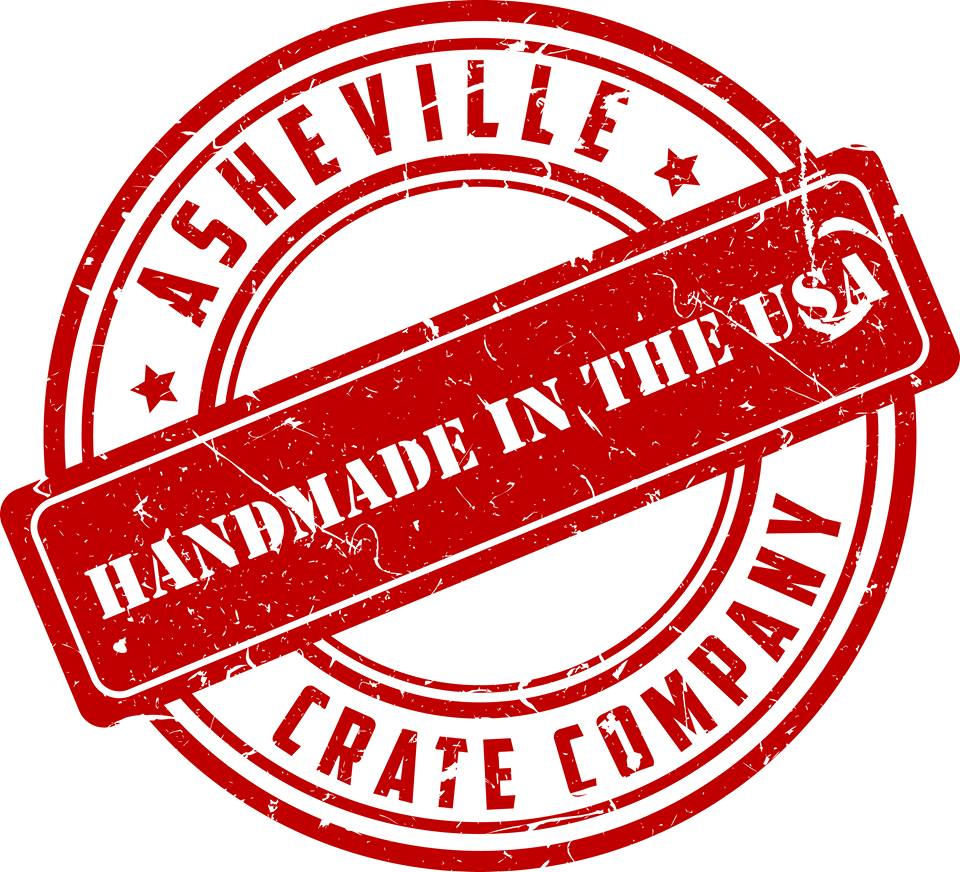 USA - Prominently tells social media channels we're from Asheville and our vintage products are handmade in the USA.  Yeeeeah!