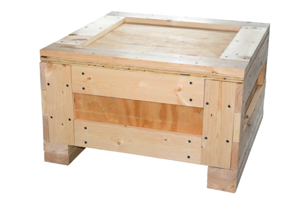 shipping crate, Asheville Crate Company