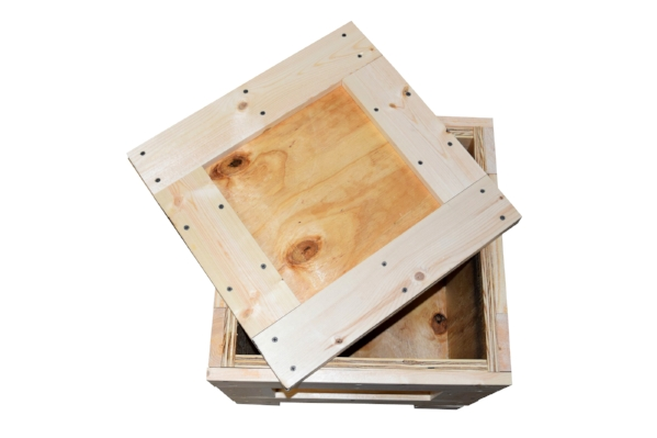 shipping crates, Asheville Crate Company