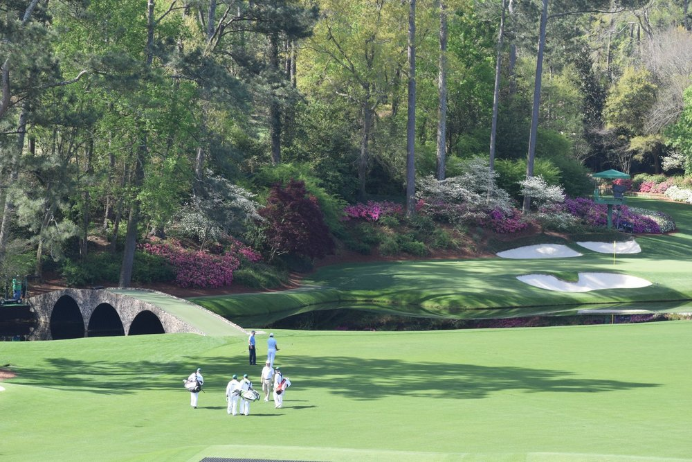 Augusta National, Asheville Crate Company, The Masters