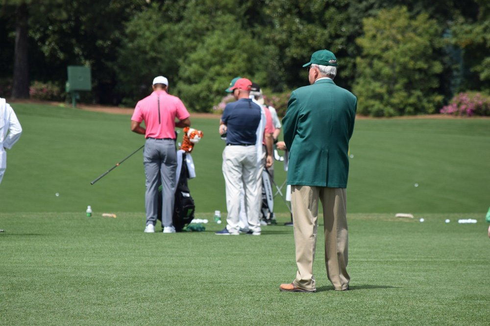 Tiger Woods, Augusta National, the Masters
