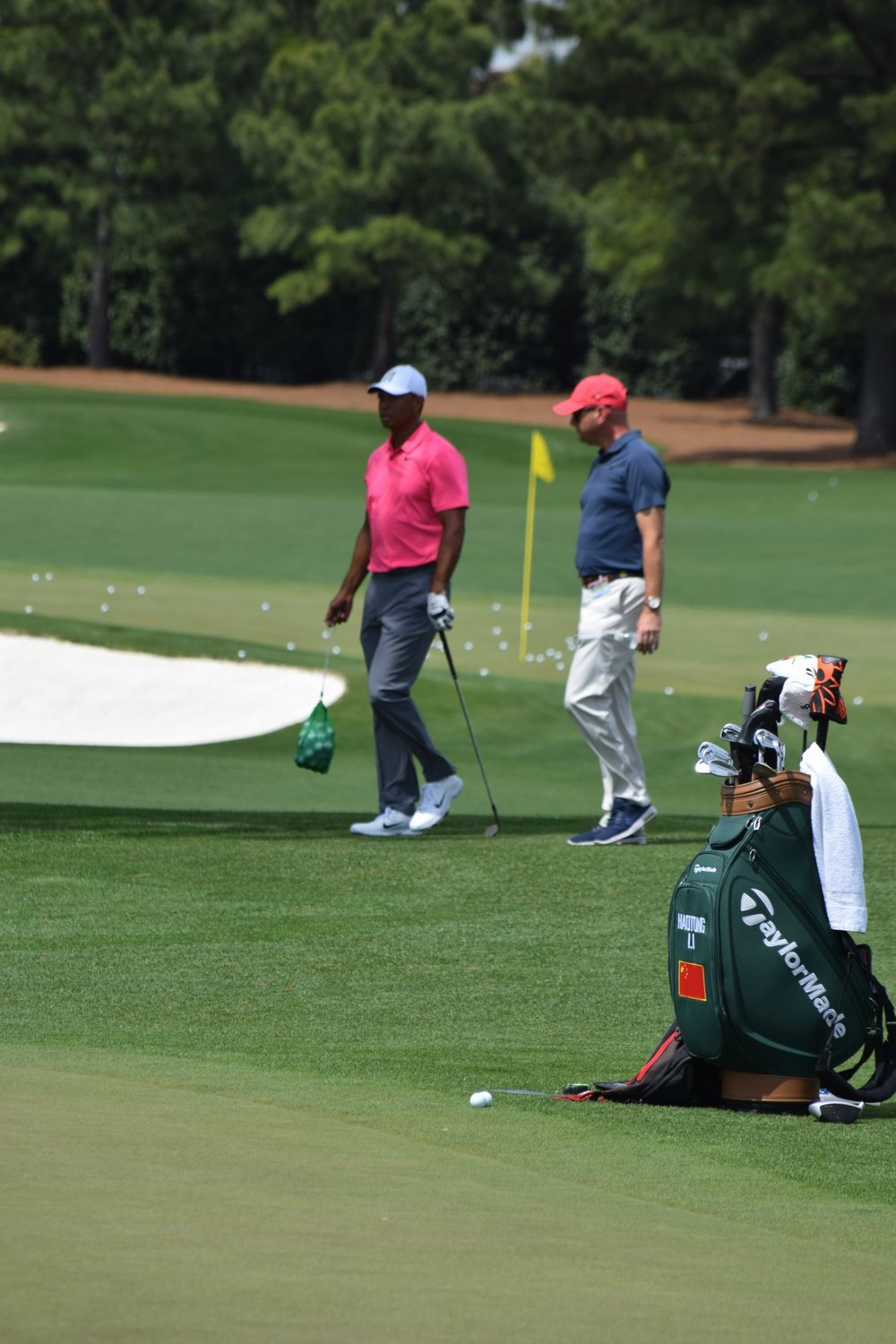 Augusta National, Tiger Woods, The Masters