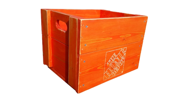 The Home Depot, Asheville Crate Company