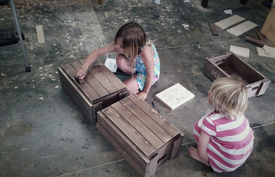 Teacher appreciation week, teacher appreciation day, asheville crate company