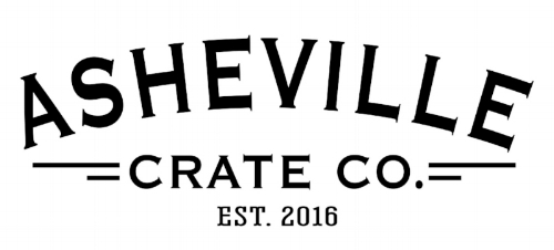 Asheville Crate Company, American Crate Company, custom engraved crates