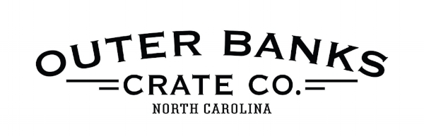 Outer Banks Crate Company, Asheville Crate Company, American Crate Company, custom engraved crates