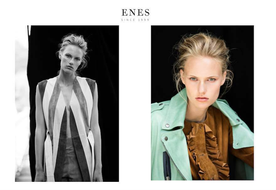 Enes  Enes, luxury Fur & Leather House founded in Antwerp in 1999, Enes embraces contemporary styles, carefully crafted with only the best hides and top-quality materials. With a keen eye for detail & an urban flair for what's trending right now, ENES is loved by many & a personal favorite of Belgian celebs & style bloggers.