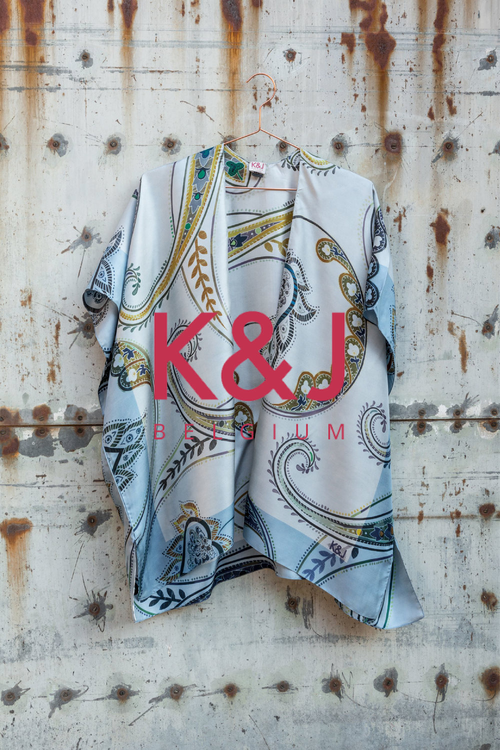 Kate and Jules  K & J Young Belgian brand of accessories! Be natural, dare to be different and never stop to be a woman! Everything is designed in Belgium and made for 100% in Belgium and Italy.