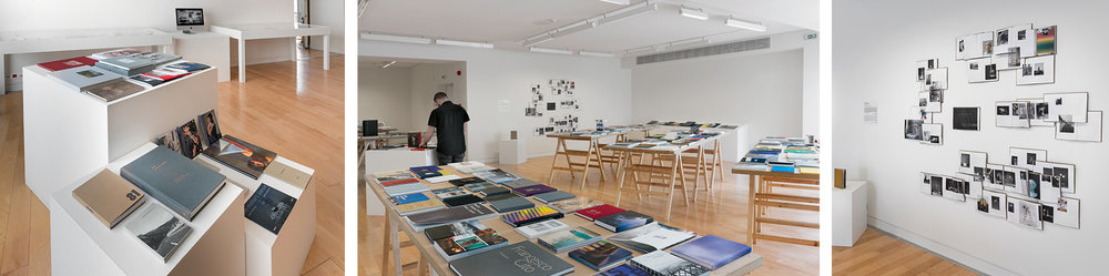 Photobook Exhibition at  Athens Photo Festival