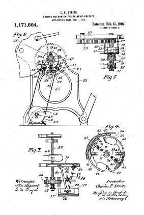 The 1915 Horton Pulley Regulator