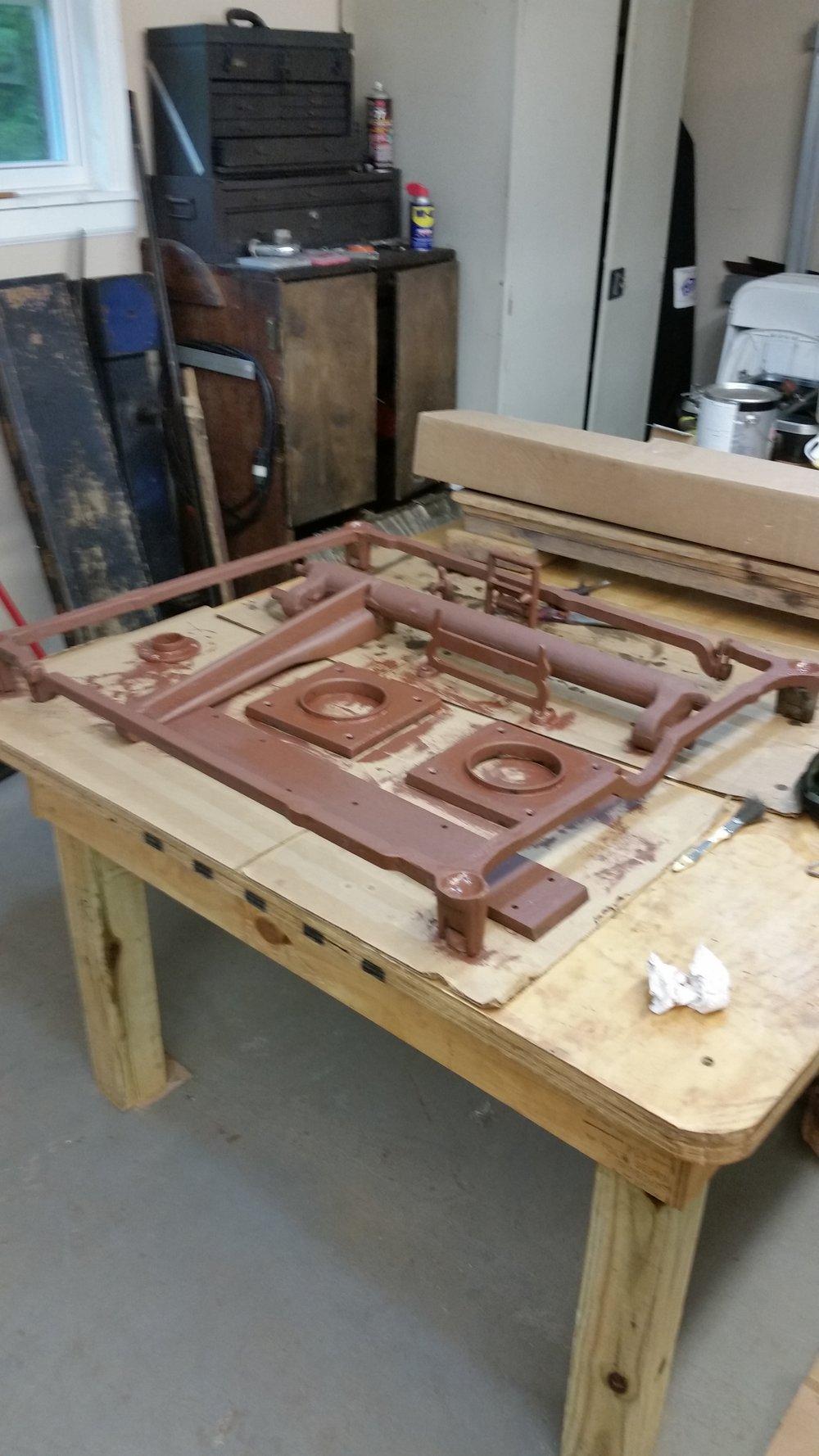 A lot of parts!