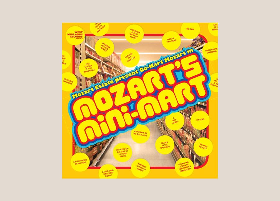 Go-Kart Mozart — Mozart's Mini-Mart