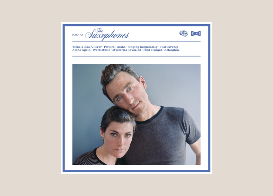 The Saxophones — Songs of The Saxophones