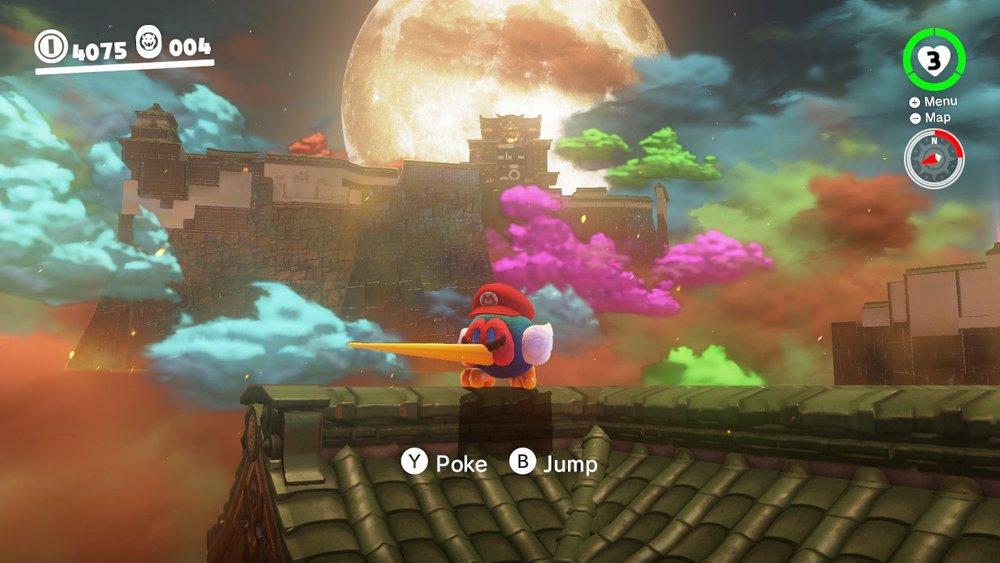 Pokio - Super Mario Odyssey