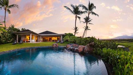 Hale Malia in Kohala Coast, Hawaii