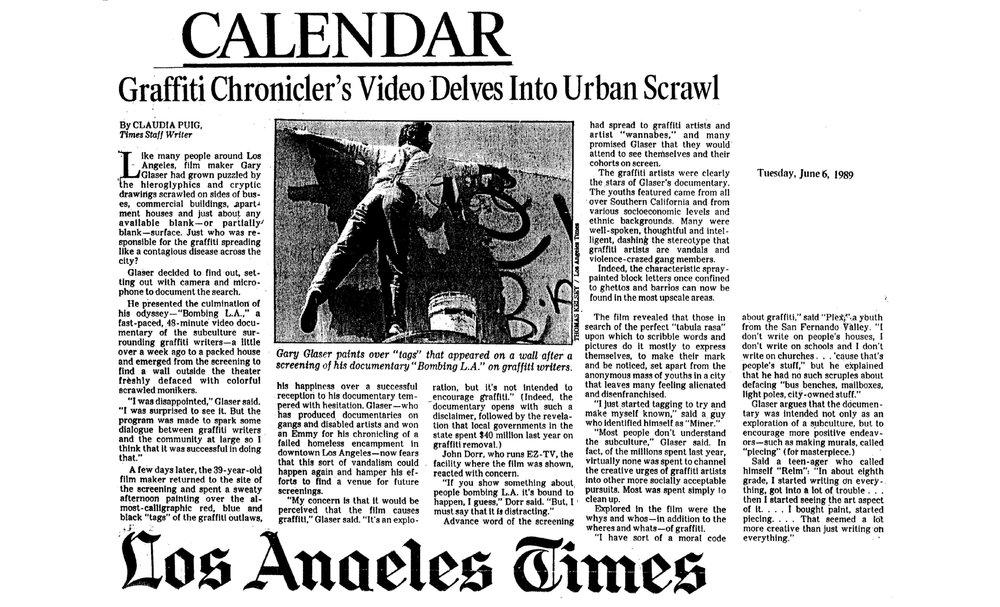L.A.Times  Bombing L.A.