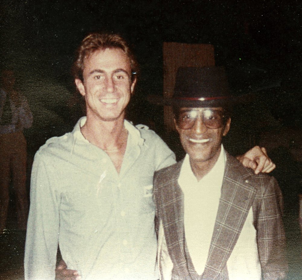 Me and The Candy Man, Sammy Davis Jr.