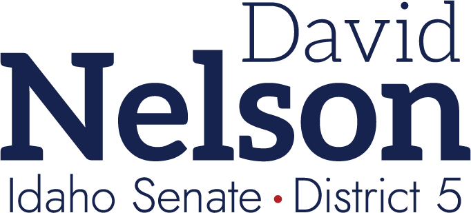 David Nelson for Idaho Senate