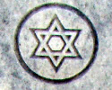 Star of David - International Sign of Judiaism