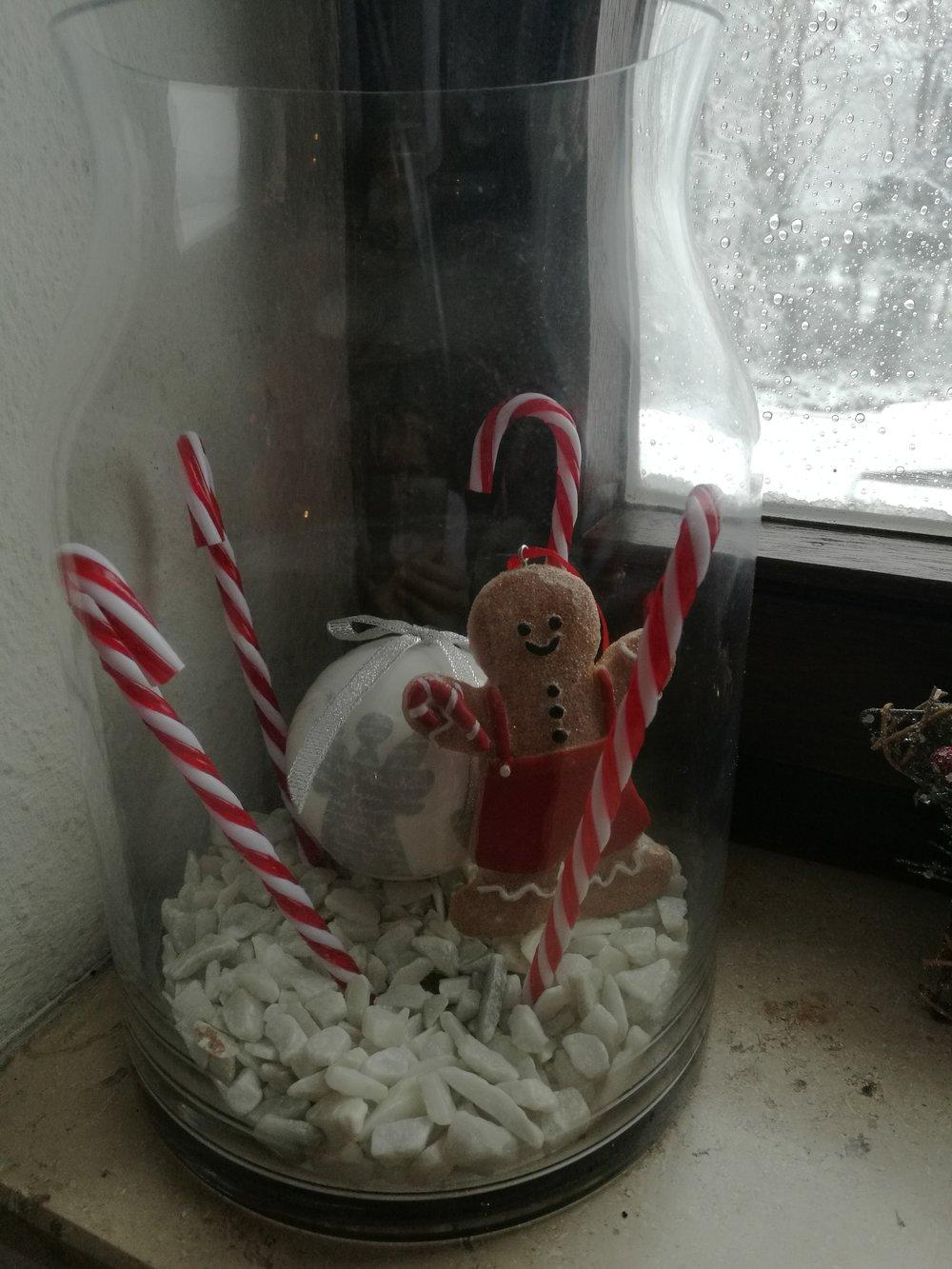 gingerbread man Christmas coziness Weihnachten Ruhe Entspannung relax