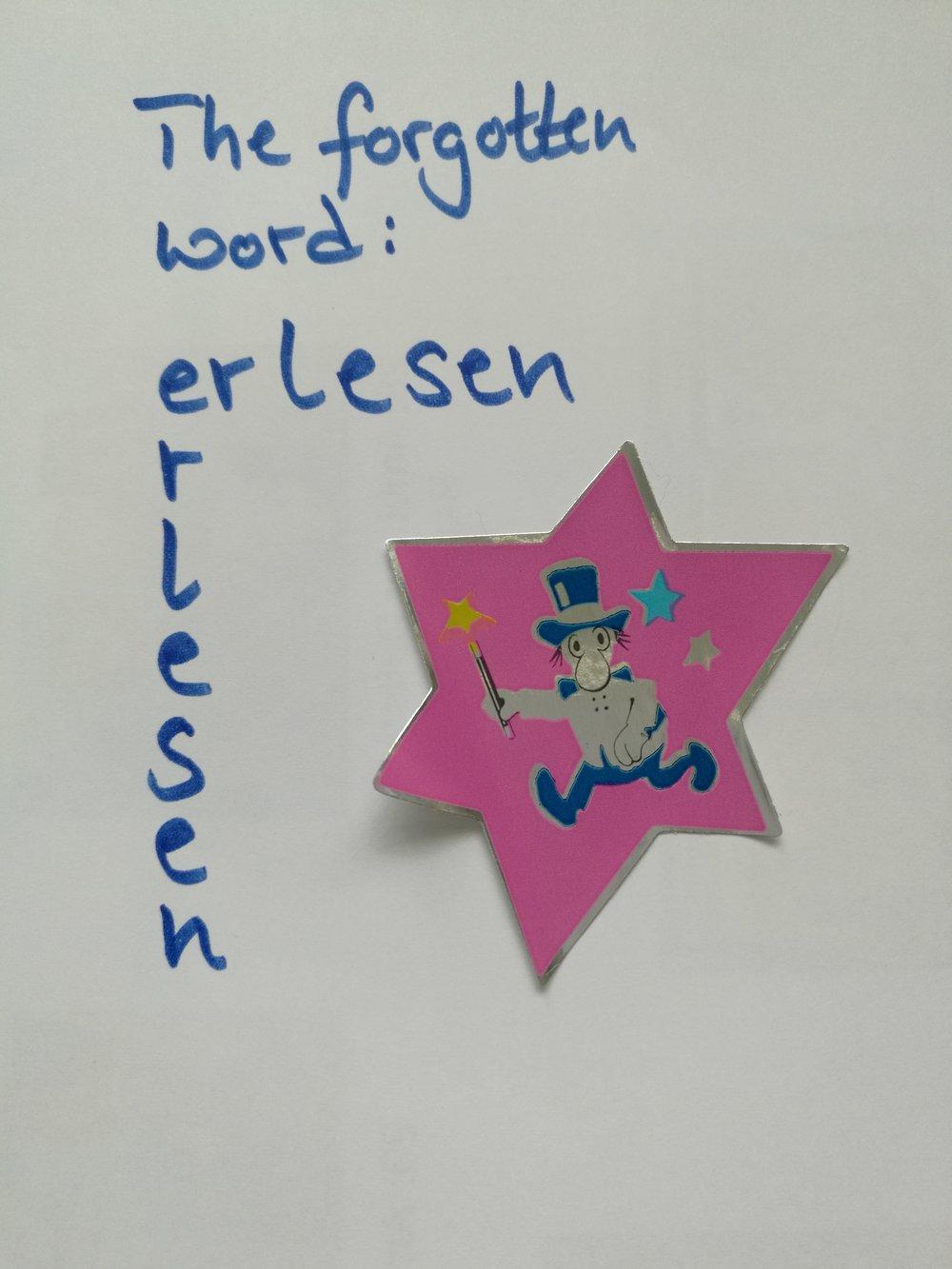 exquisite fine word language forgotten wizard Sprache Wort Wörter erlesen Vokabeln vocabulary