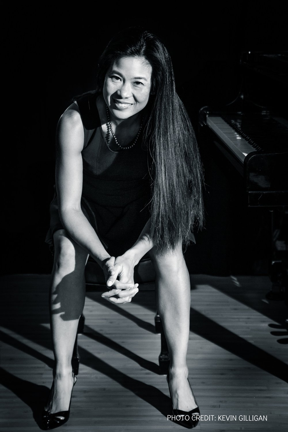 Noreen Wenjen, NCTM - Nationally Certified Teacher of MusicNoreen Wenjen received a BM from UC Santa Barbara in Piano Performance, an Artist Diploma from the American College of Musicians, and the 15-year MTNA National Teaching Certification in 2012. She received a teaching certification from the Royal Conservatory of Music (RCM) in 2018. Noreen has received top prizes from international piano competitions and is listed in Who's Who Among American Women. Her teachers include Joanna Hodges, Nancy Rohr, Peter Yazbeck, Dr. Stewart Gordon, and Jim McCormick.Noreen is the President of the California Association of Professional Music Teachers (CAPMT). She also serves on the MTNA AMT Editorial Committee for their national magazine American Music Teacher. She served as the state Membership Secretary for CAPMT and as Piano Auditions/Ensemble Auditions Chair for CAPMT District 3 for almost 20 years. Noreen has been a member of MTAC since 1998 and served as 1st Vice President for the Long Beach Branch for ten years and Community Outreach Chair for the South Bay Branch for four years.Noreen's experience in marketing with Fortune 500 companies Nissin Foods and MacTemps (now Aquent) has helped her bring her business savvy to her piano studio and www.wenjenpiano.com website. She recently presented The Business-Minded Piano Teacher: Protection, Prevention, and Development Tips for Your Music Studio and presented Two-year Wait List: How to Build and Maintain a Recession-proof Music Studio at the 2015 MTNA Conference in Las Vegas. She will present three music technology sessions at the 2016 MTAC Convention in Los Angeles (see below).She is privileged to-have taught extraordinary students who are blind, deaf, gifted, gifted Profoundly, dyslexic, and-have ADHD. Her students-have received awards in piano competitions and she serves as an adjudicator the MTAC, SYMF, and SCJBF, among other events.She maintains piano studios and Seal Beach in Torrance, CA and enjoys playing tennis, cooking, and surfing with her family.PHOTO CREDIT: KEVIN GILLIGAN